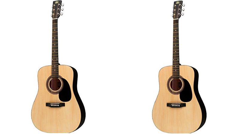 Rogue RA-O90 Dreadnought Acoustic Guitar Natural
