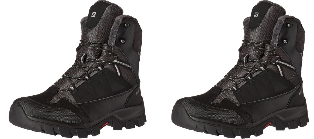 Salomon men's kaipo mid-CS WP 2-M snow boot