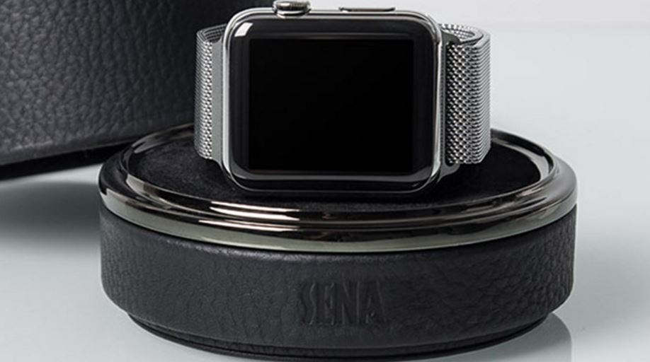 Sena Leather Case Top 10 Best Selling Apple Watch Stands