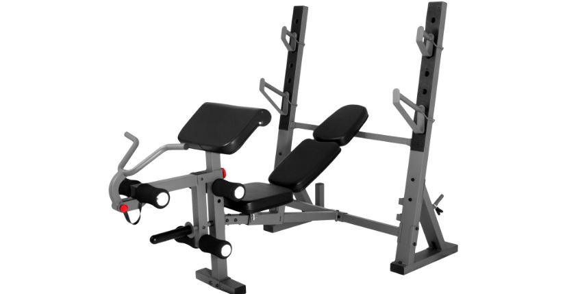 Xmark Fitness International Olympic Weight Bench