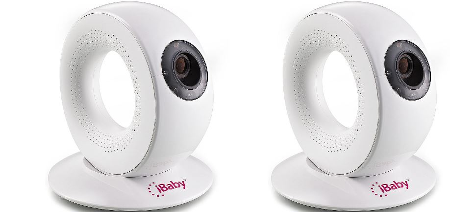 iBaby M2 Pro 720p Wi-Fi Digital Video Monitor Top Best Selling Baby Video Monitors for 2017