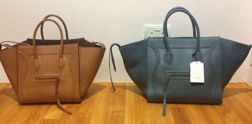CELINE PHANTOM LUGGAGE TOTE