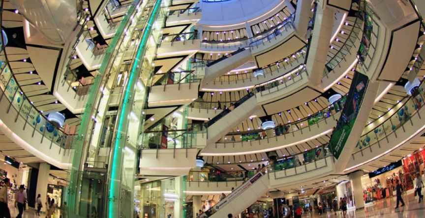 Central World Top Most Famous Shopping Malls in World 2018