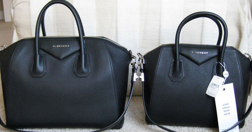 GIVENCHY'S ANTIGONA