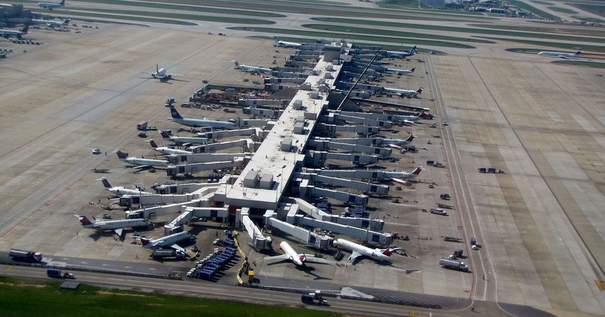 Most Busiest International Airports 2019