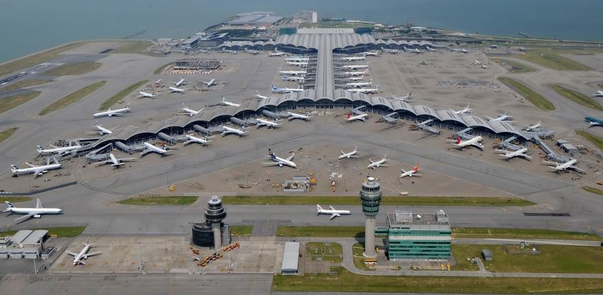 Most Busiest International Airport