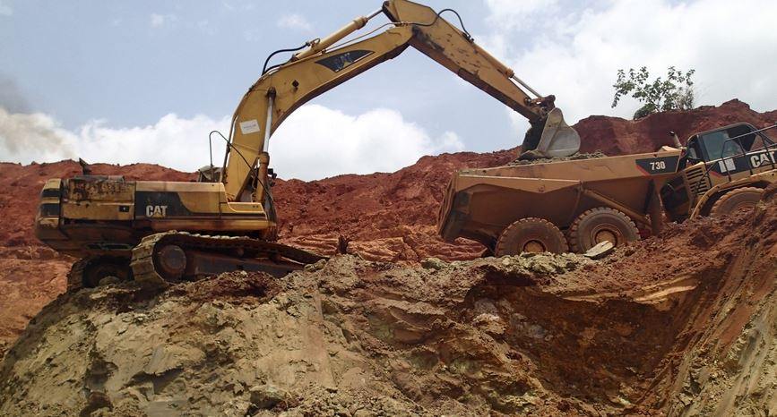 Bauxite Producing Countries