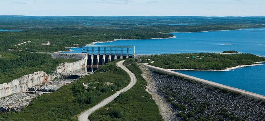 Robert Bourassa Dam Top Famous Biggest Dams in World 2018