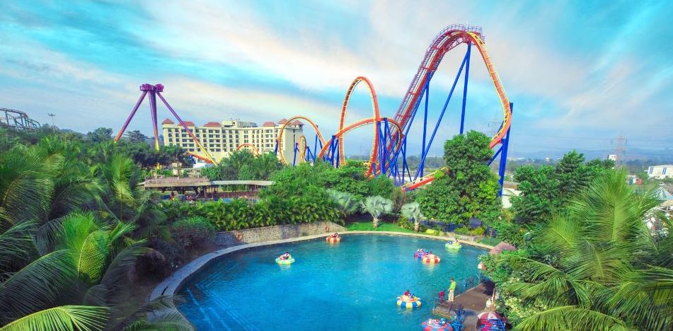 Adlabs Imagica, Mumbai Top Popular Amusement Parks In India 2018