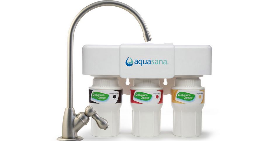 Aquasana Top Popular Water Purifier Brands in The World 2018