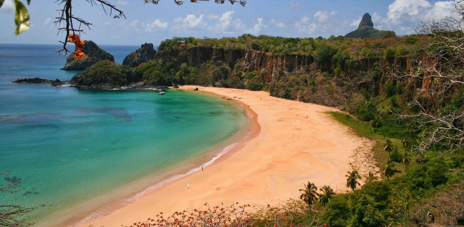 Baia do Sancho Top Most Popular Beaches in World 2018