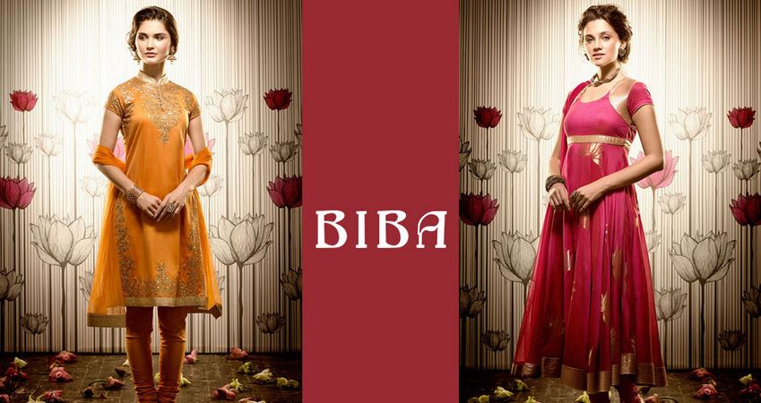 Biba Top Most Popular Kurti Brands in India 2018
