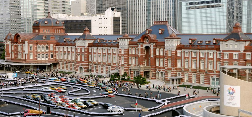 Central Station, Tokyo Top Famous Largest Railway Stations in World by Network 2017