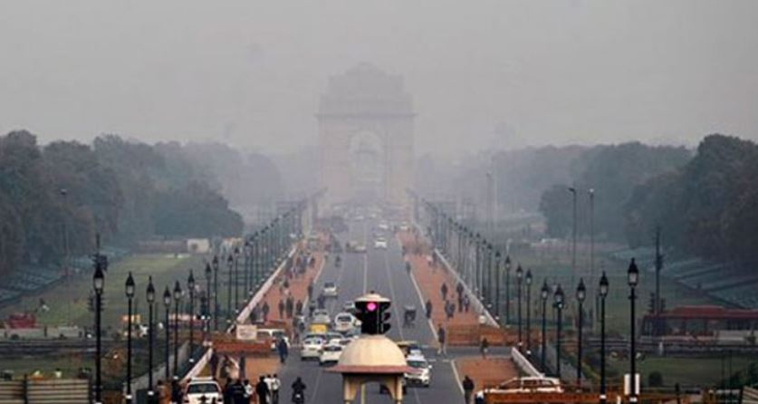 Delhi Top Famous Polluted Cities in India 2018