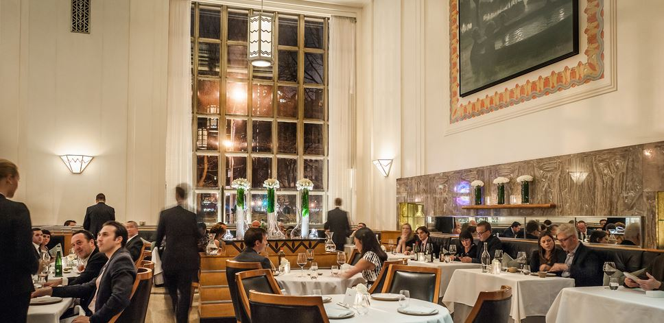 Eleven Madison Park, New York, USA Top Most Popular Restaurants in World 2018