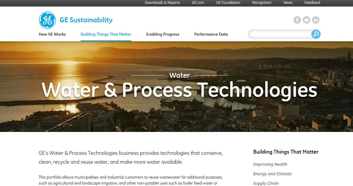 Best Water Treatment Companies in India