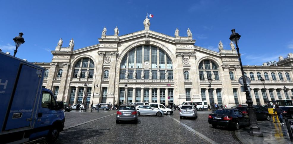 Gare Du Nord, France Top Popular Largest Railway Stations in World by Network 2018.