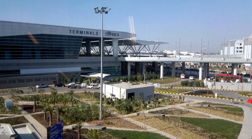Best Busiest International Airports In India