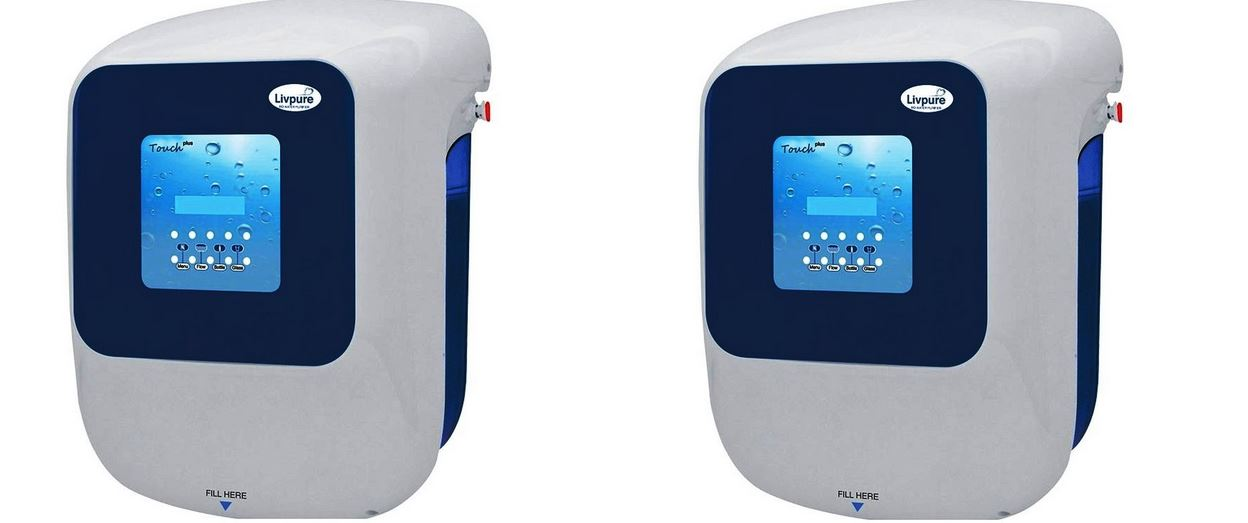 Livpure Top Most Famous Water Purifiers in India 2019