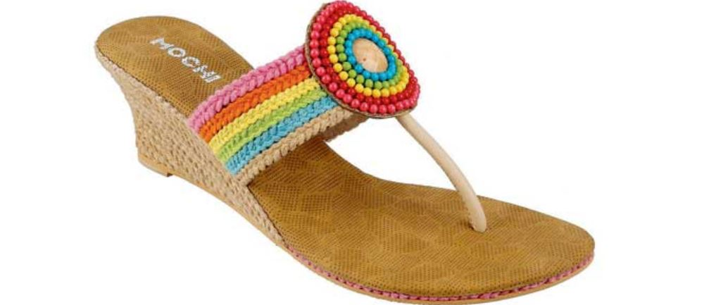 houte curry chappals