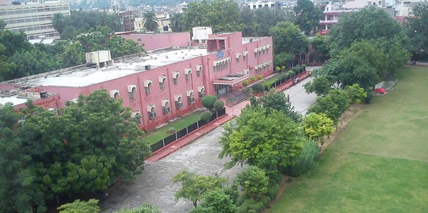 National Institute of Ayurved, Jaipur
