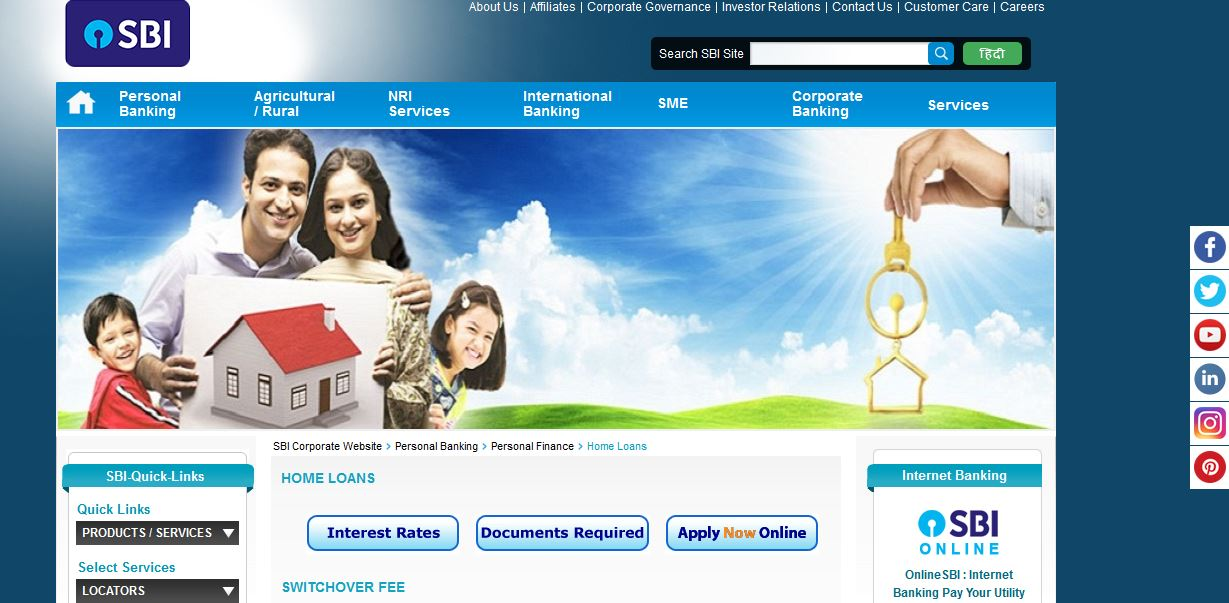 State Bank of India Home Finance