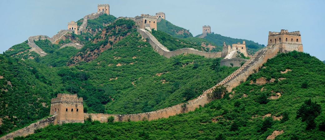 The Great Wall of China, China Top Most Popular Historical Places in World 2018