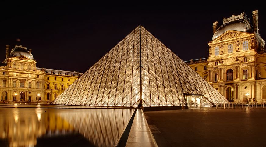 The Louvre Museum Top Popular Museums in The World 2018
