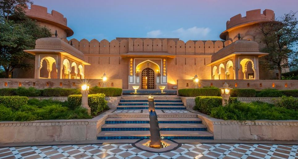 Most Luxurious Hotel In India