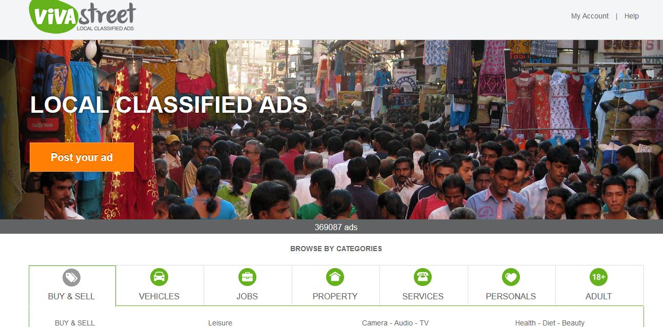 Classified Ad Posting Sites In India