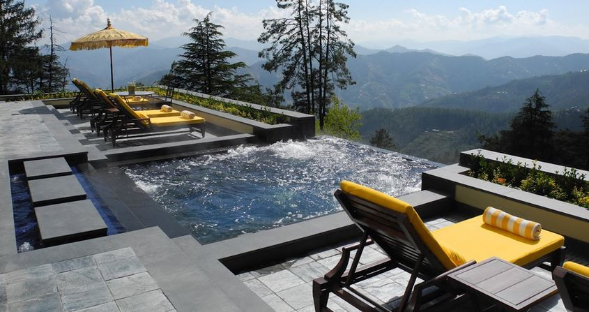 Wildflower Hall Spa, Shimla, Himachal Pradesh