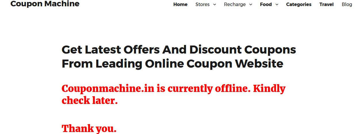Best Coupon Sites in India 2019