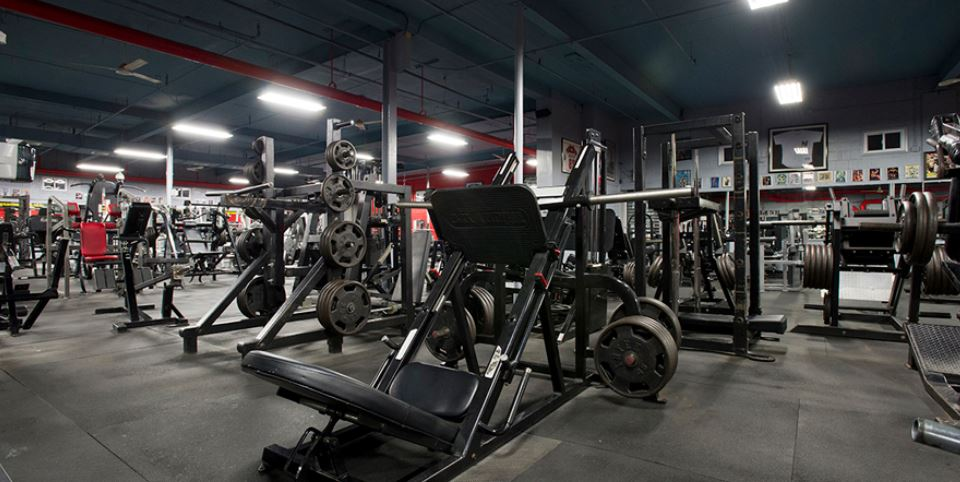 Best Gyms Centres 2019