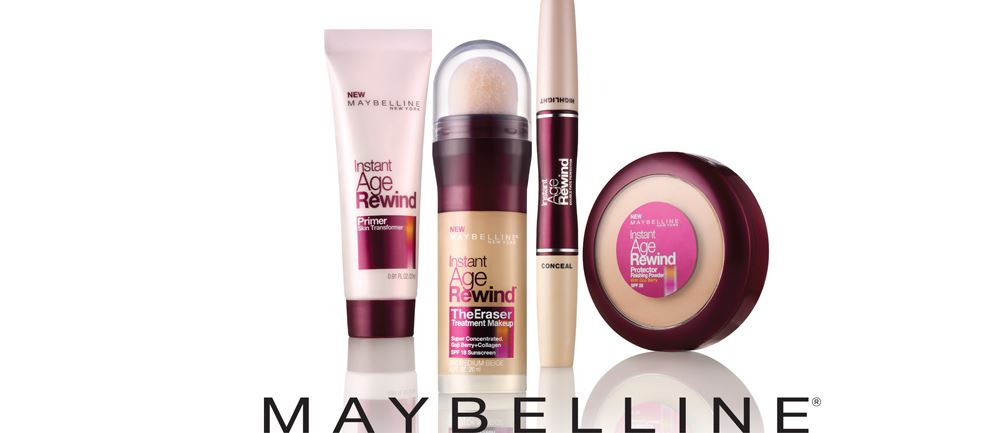 Maybelline Top Most Famous Cosmetic Brands in World 2019