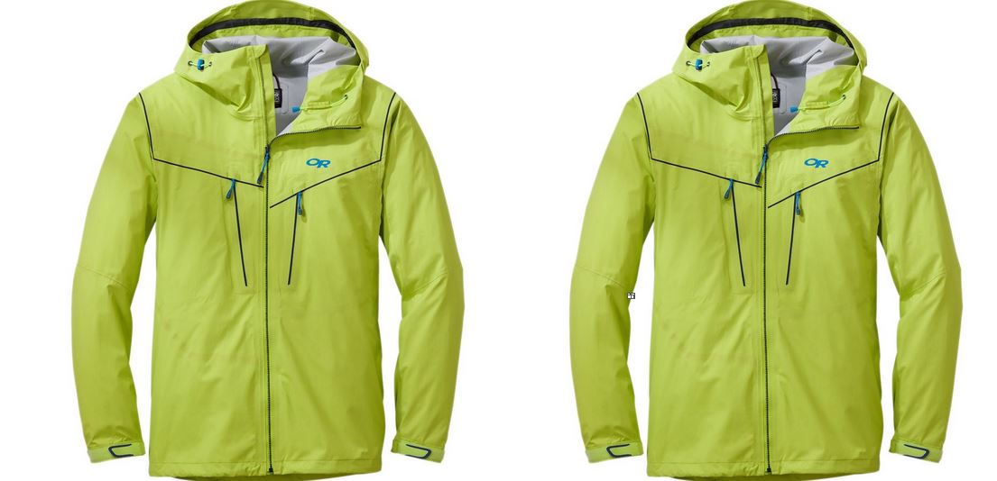 Outdoor research Realm Top Popular Raincoat Brands in World 2019