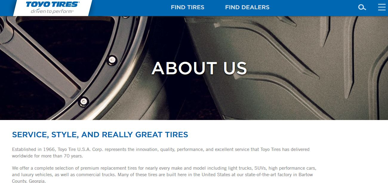 Tyre Manufacturing Companies