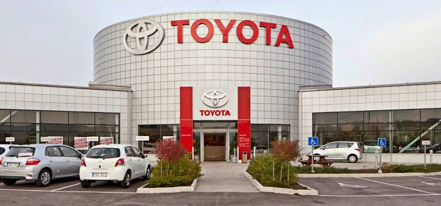 Toyota Top Most Famous MNC (Multinational Companies) in World 2017