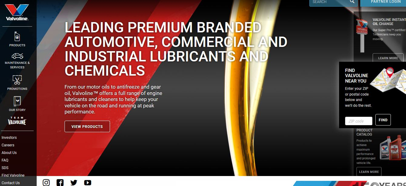 Best Lubricant Companies