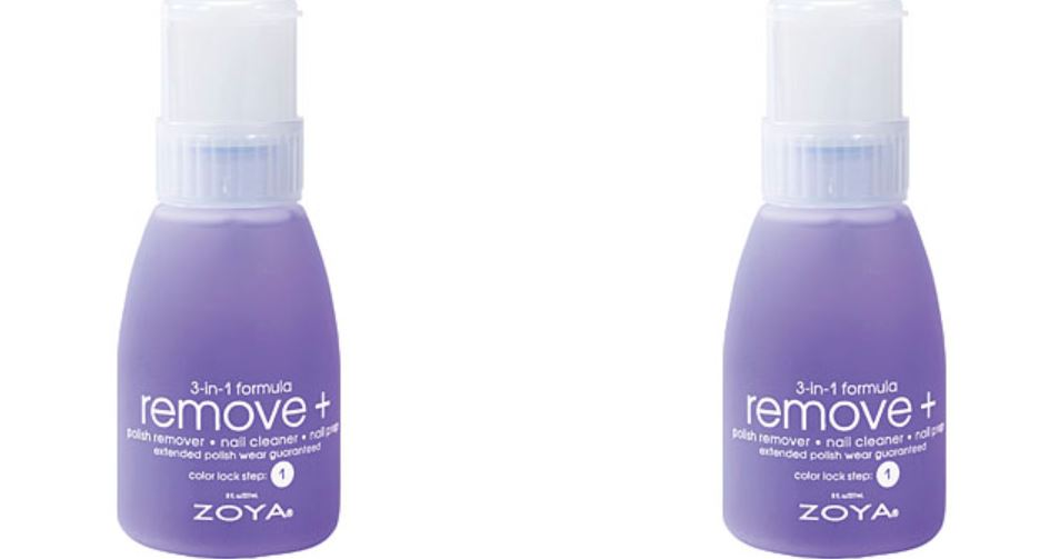 Zoya Remove Plus Nail Polish Remover Top Famous Nail Polish Remover Brands in World 2019
