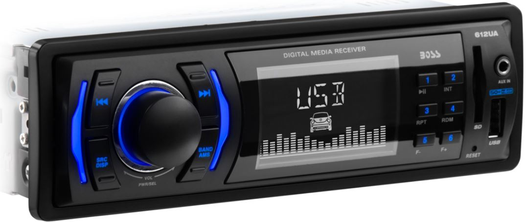 Boss Media System Top Most Popular Car Audio System-Stereo Brands in World 2017