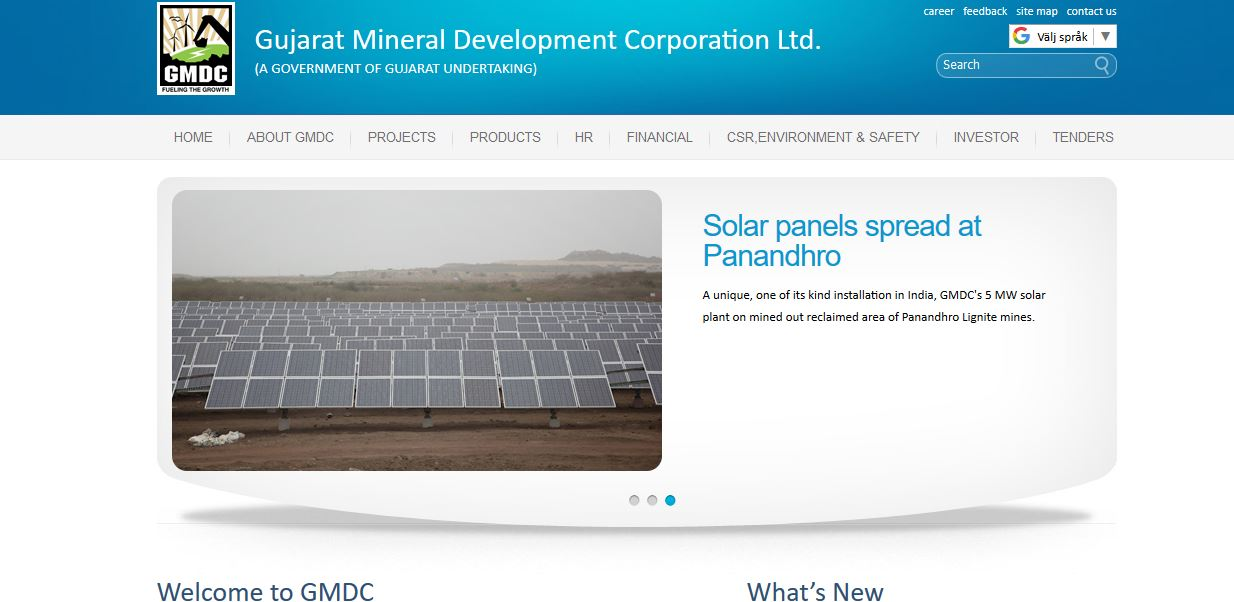 Gujarat Mineral Development Corporation
