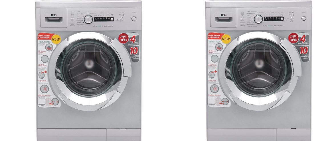 IFB Top Famous Washing Machine Brands in India 2018