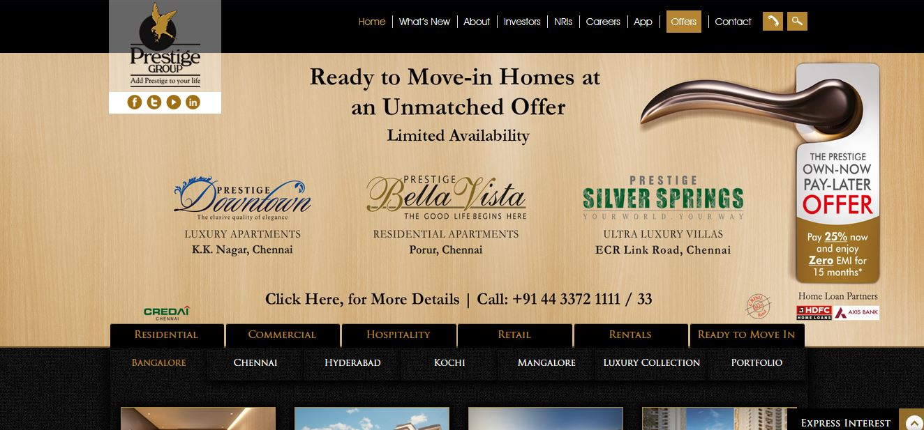 Best Real Estate Company in India