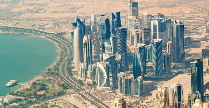 Qatar Top Most Popular Richest States of The World 2018