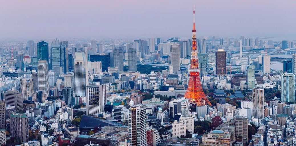 Tokyo Top Popular Richest Cities In The World 2018