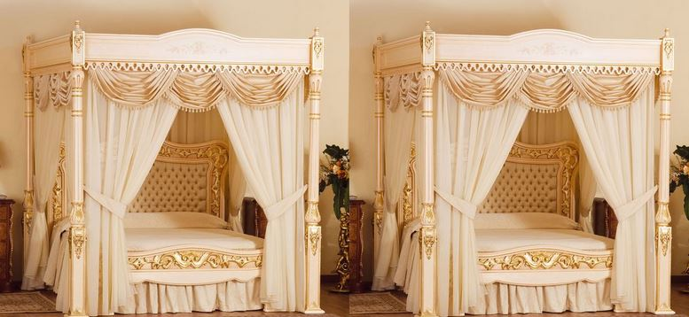 Baldacchino supreme bed Top Most Famous Expensive Beds in The World in 2018