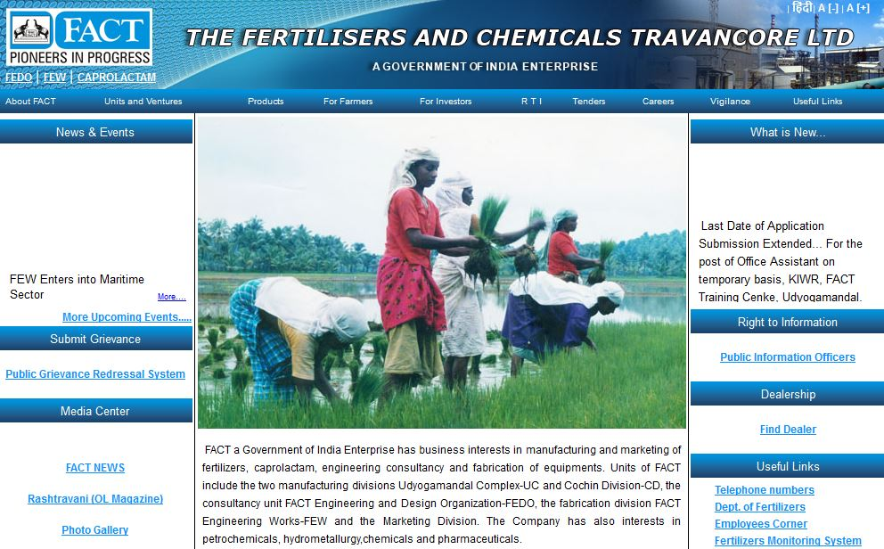 the fertilizer industry in india environmental sciences essay Essay on environmental pollution: causes, effects and solution category: blog, environment on february 5,  fertilizers and pesticides used in agriculture are key causes of environmental.