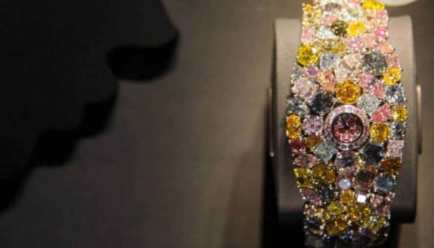 Graff Diamonds- Hallucination Top Most Popular Expensive Watches in The World 2018