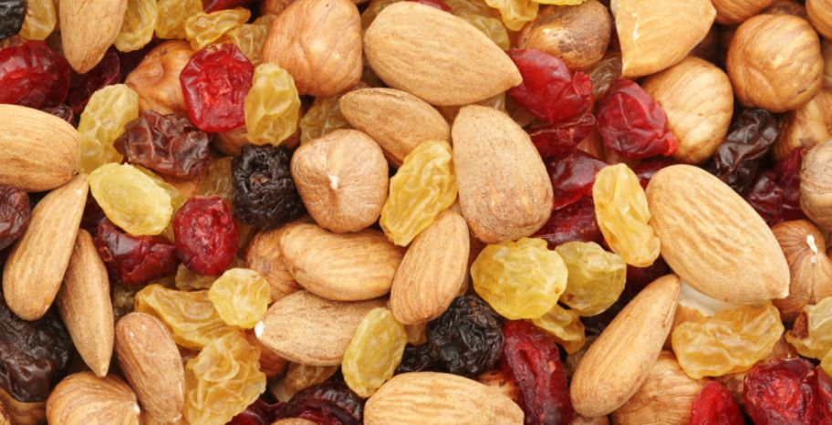 Largest Dry Fruit Producing States in India
