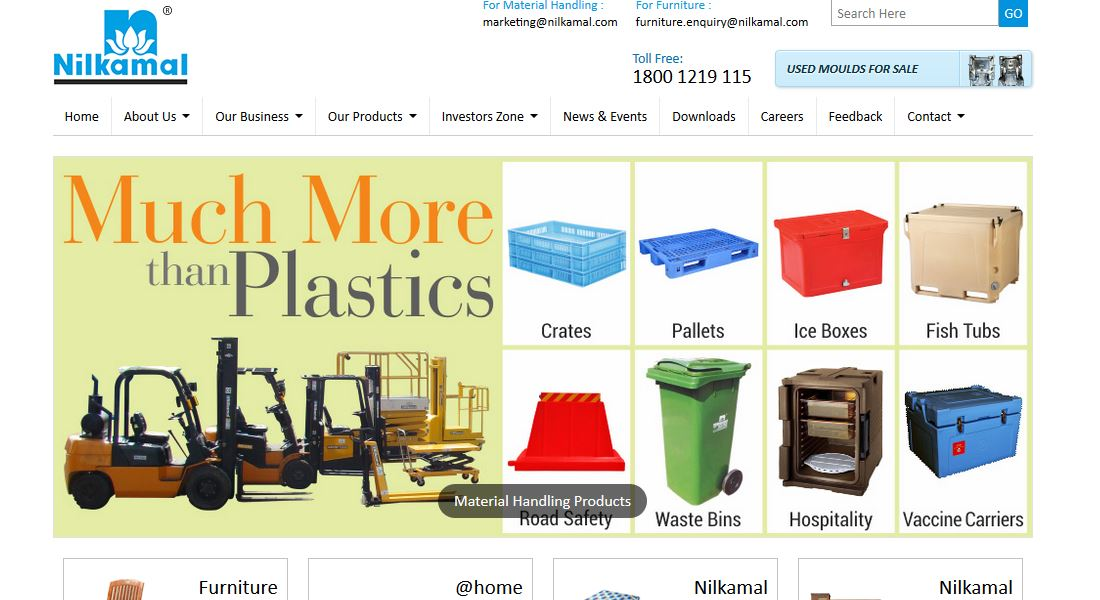 Best Plastic Companies in India